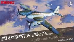 Meng Model 1:48 - Messerschmitt Me-410B-2 / U4 Heavy Fighter