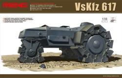 Meng Model 1:35 - VsKfz 617