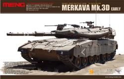 Meng Model 1:35 - Merkava Mk.3D Early