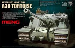 Meng Model 1:35 - British Tortoise A39 Heavy Assault Tank
