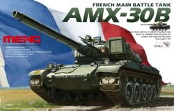 Meng Model 1:35 - French AMX-30B Main Battle Tank