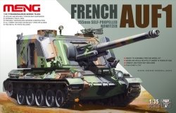 Meng Model 1:35 - French AUF1 155mm Self-Propelled Howitizer SPG