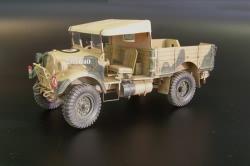 Plusmodel 1:35 - British Light Truck WOT 2