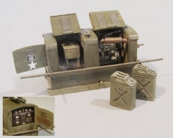 Plusmodel 1:35 - US Power Unit M5