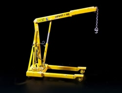 Plusmodel 1:35 US Workshop Crane