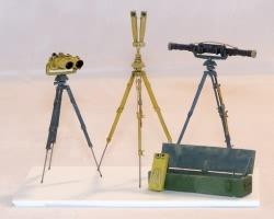 Plusmodel 1:35 German Field Optical Equipment