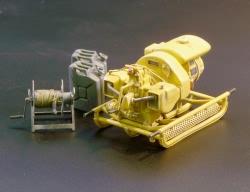 Plusmodel 1:35 German Power Unit WWII
