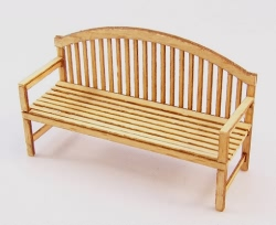 Plusmodel 1:35 Garden Bench