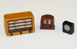 Plusmodel 1:35 - Old Radio