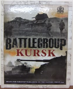Plastic Solder Company - Battlegroup Kursk Ruleset and Supplement