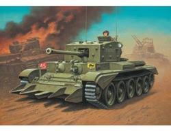 Revell 1:72 - Cromwell Mk IV