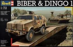Revell 1:72 - German Biber & ATF Dingo 1