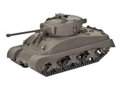 Revell 1:72 - M4A1 Sherman