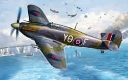 Revell 1:72 - Hawker Sea Hurricane Mk II
