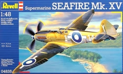 Revell 1:32 - Supermarine Seafire Mk.XV