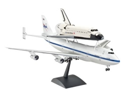 Revell 1:144 - Space Shuttle and Boeing 747