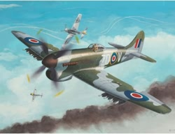 Revell 1:144 Micro Wings - Hawker Tempest Mk.V