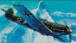 Revell 1:144 Micro Wings - Messerschmitt Bf109E