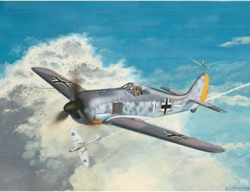 Revell 1:144 Micro Wings - Focke Wulf Fw 190 A-8