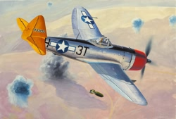 Revell 1:144 Micro Wings - P-47D Thunderbolt