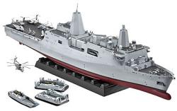 Revell 1:350 - USS New York (Amphibious Transport Dock)