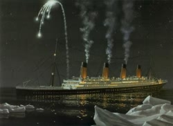 Revell 1:700 - R.M.S. Titanic