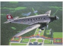 Revell 1:48 Gift Set - Ju52-3m Lufthansa
