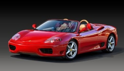 Revell 1:24 - Ferrari 250 GT SWB Bewrlinetta