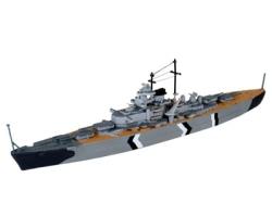 Revell 1:1200 - Model Set Bismarck