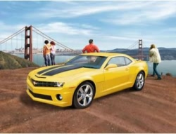 Revell 1:24 -2010 Camaro SS Model Set