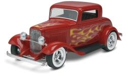 Revell Monogram 1:25 - 32 Ford 3-Window Street Rod