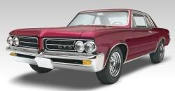 Revell Monogram 1:24 - 64 Pontiac GTO 2n1
