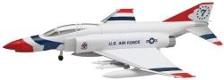 Revell Monogram Snaptite 1:100 - F-4 Phantom Thunderbird