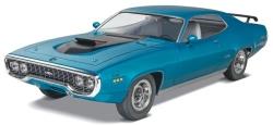 Revell Monogram 1:24 - 1971 Plymouth GTX