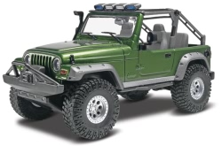 Revell Monogram 1:25 - Jeep Rubicon