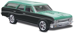 Revell Monogram 1:25 - 1966 Chevelle Station Wagon