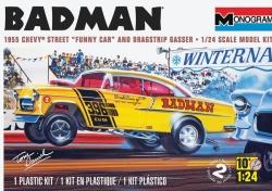 Revell Monogram 1:24 - 1955 Chevy Badman