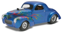 Revell Monogram 1:25 - Willys Street Rod