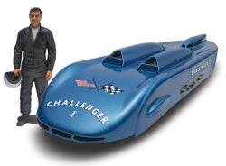Revell Monogram 1:25 - Mickey Thompson's Challenger I w/ Figure