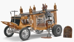 Revell Monogram 1:24 - Boot Hill Express