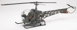 Revell Monogram 1:35 - Bell H-13H 2 n 1 Helicopter