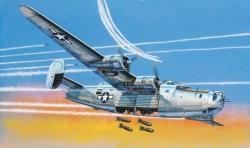 Revell Monogram 1:48 - B-24J Liberator (Turret Nose)
