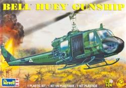 Revell Monogram 1:24 - Bell Huey Gunship