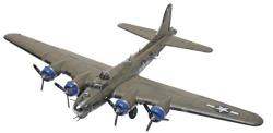 Revell Monogram 1:72 - B-17G Flying Fortress