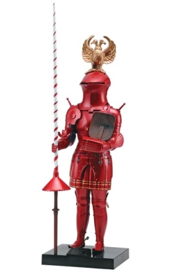 Revell Monogram 1:8 - The Red Knight of Vienna
