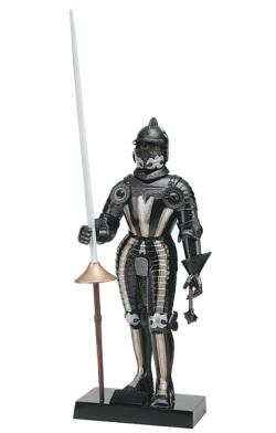 Revell Monogram 1:8 - The Black Knight of Nurnberg