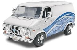 Revell Monogram 1:24 - 1977 Chevy Van