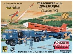 Revell Monogram 1:32 - Teracruzer W/Missile
