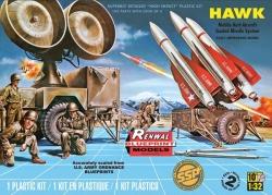 Revell Monogram 1:32 - Hawk Missile (Renwal)