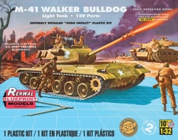 Revell Monogram 1:32 - Walker Bulldog Tank
